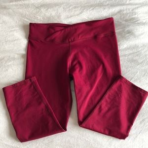 Fabletics Red Wine 🍷 Leggings